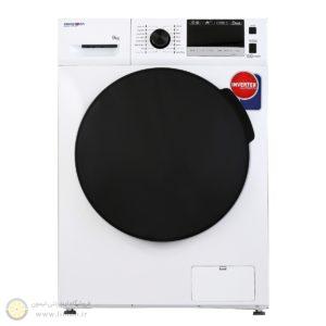 ماشین لباسشویی 9 کیلویی پاکشوما tfi-94402