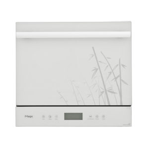 ماشین ظرفشویی رومیزی 8 نفره مجیک 2195G